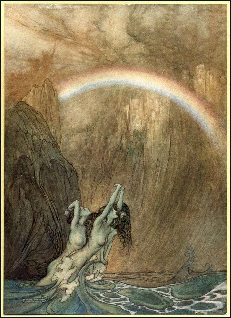 ARTHUR RACKHAM (1867-1939) Ring10