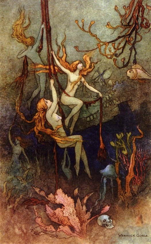 WARWICK GOBLE (1862-1943) Tumblr11