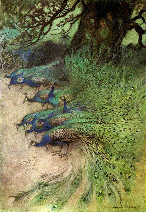 WARWICK GOBLE (1862-1943) Tumblr12