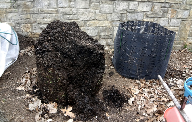 turned compost piles - need to find the advil Compos10