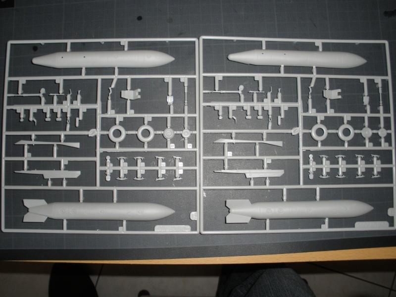 Revue de kit Mirage 2000-C Kinetic 1/48. P4210223