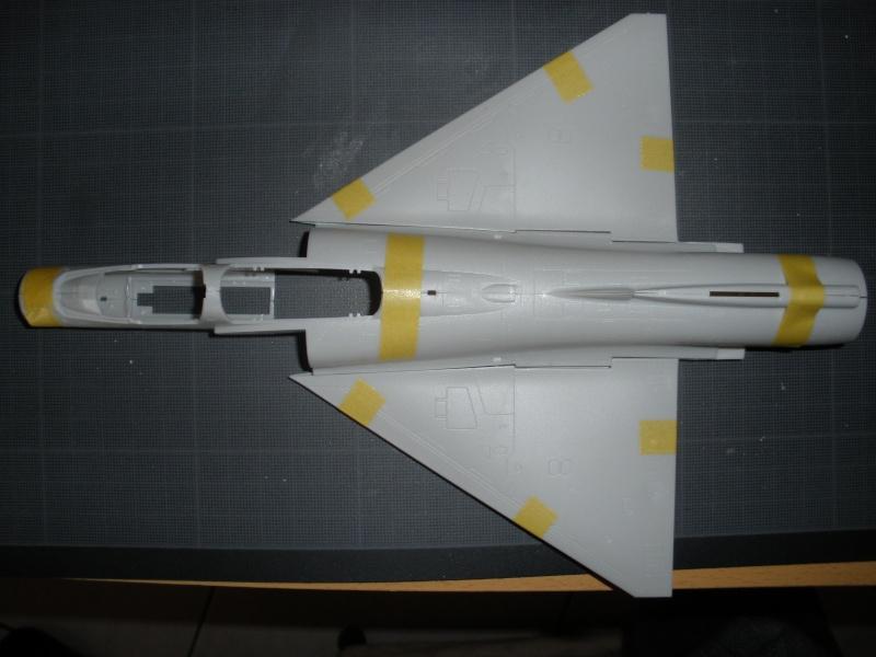 Revue de kit Mirage 2000-C Kinetic 1/48. P4210234