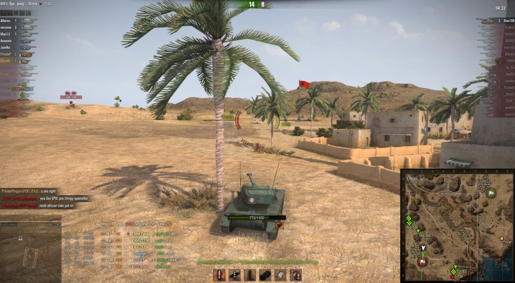 How to rape T110E4 with scouts, for Beginners! Shot_011