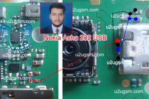 Nokia Asha 203 Usb Not Charging Problem Solution Jumper Ways Nokia-10