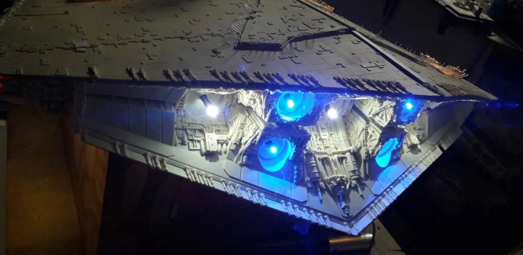 Imperial Star Destroyer V2 Randy COOPER  11736810