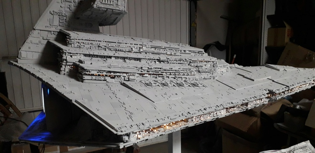 Imperial Star Destroyer V2 Randy COOPER  11831010
