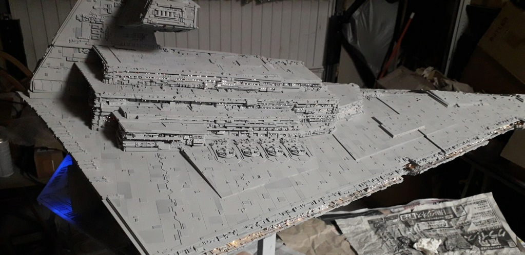 Imperial Star Destroyer V2 Randy COOPER  11834510