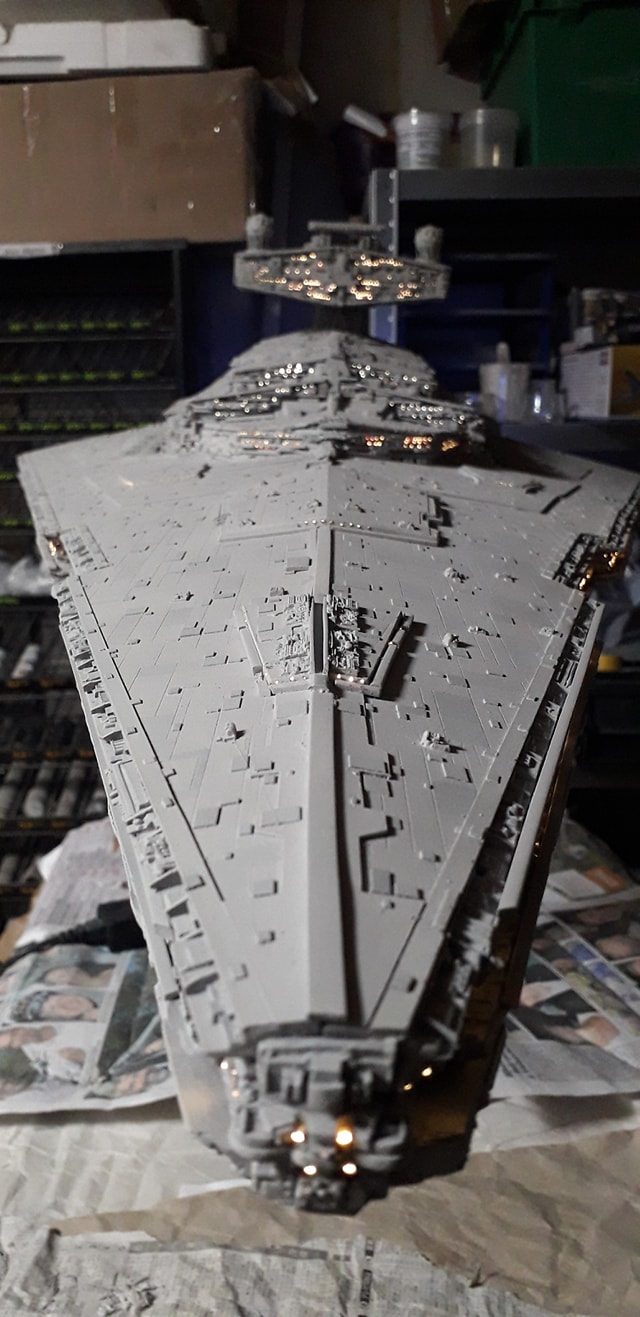 Imperial Star Destroyer V2 Randy COOPER  11840910