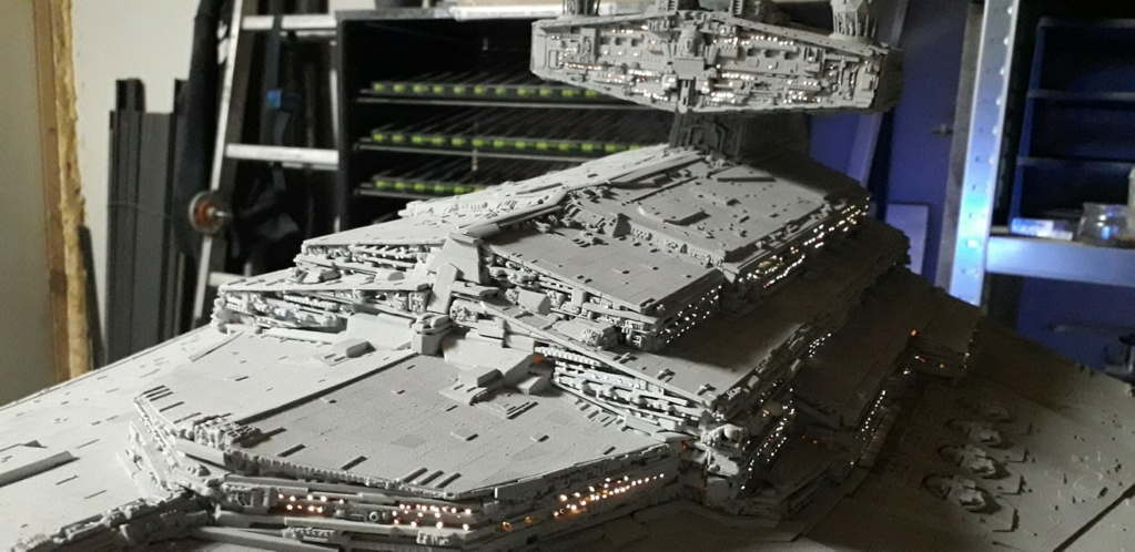 Imperial Star Destroyer V2 Randy COOPER  11846710
