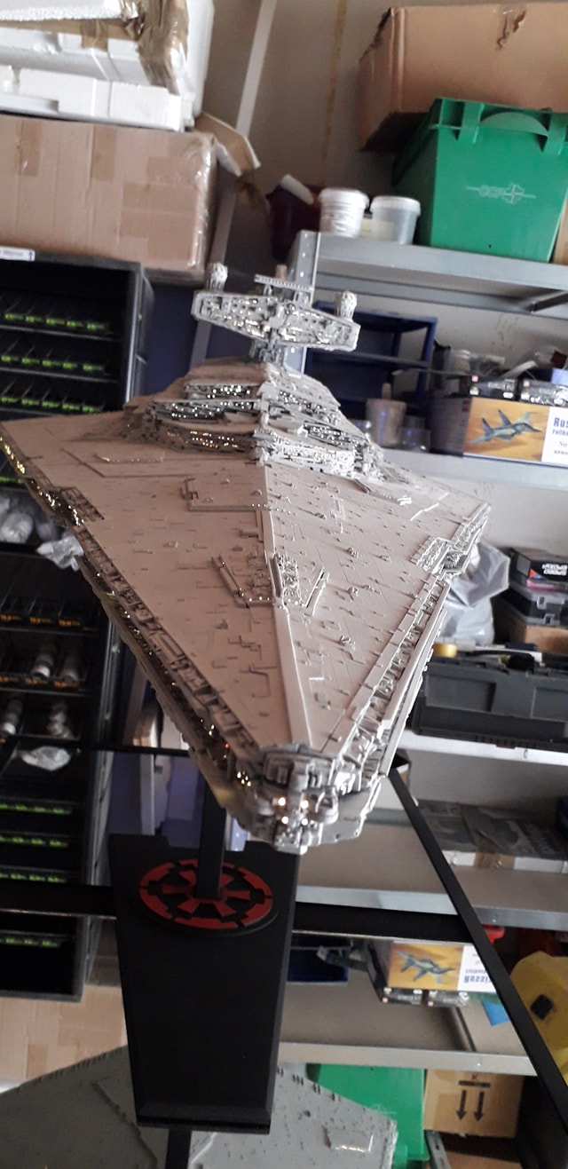 Imperial Star Destroyer V2 Randy COOPER  11847410