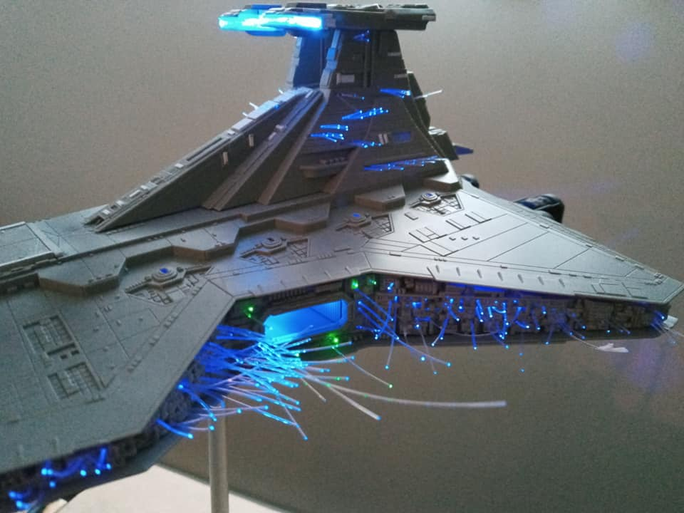 Star Destroyer Venator Revell 13019810
