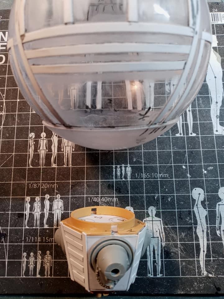 Diorama Clone Wars 13243310