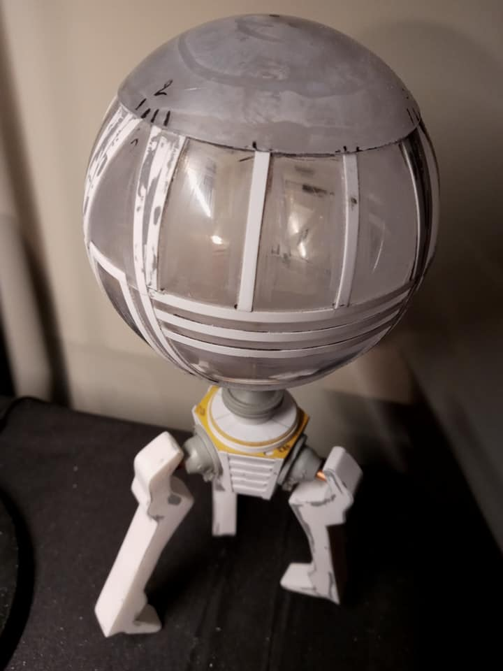 Diorama Clone Wars 13254310