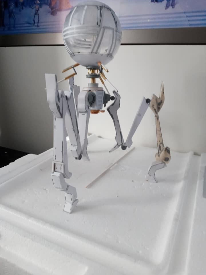 Diorama Clone Wars 13320810