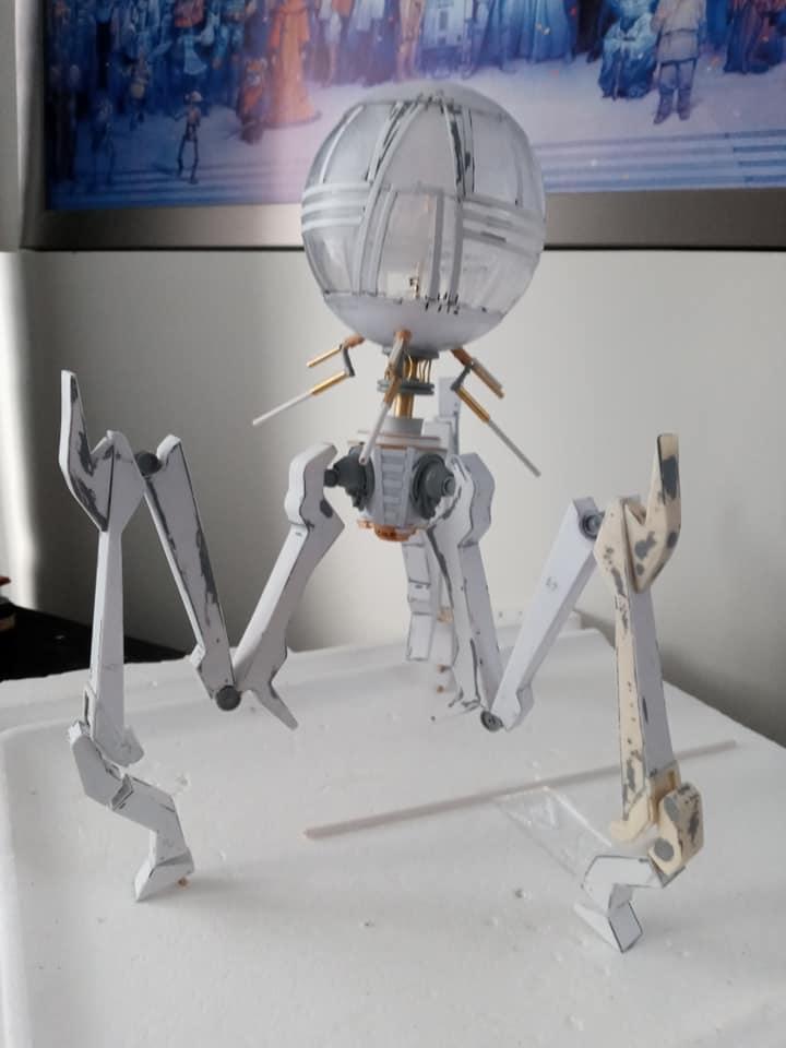 Diorama Clone Wars 13331710