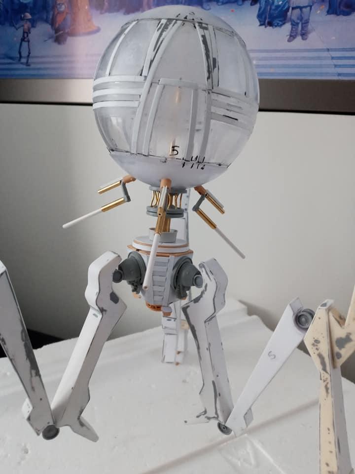 Diorama Clone Wars 13359010