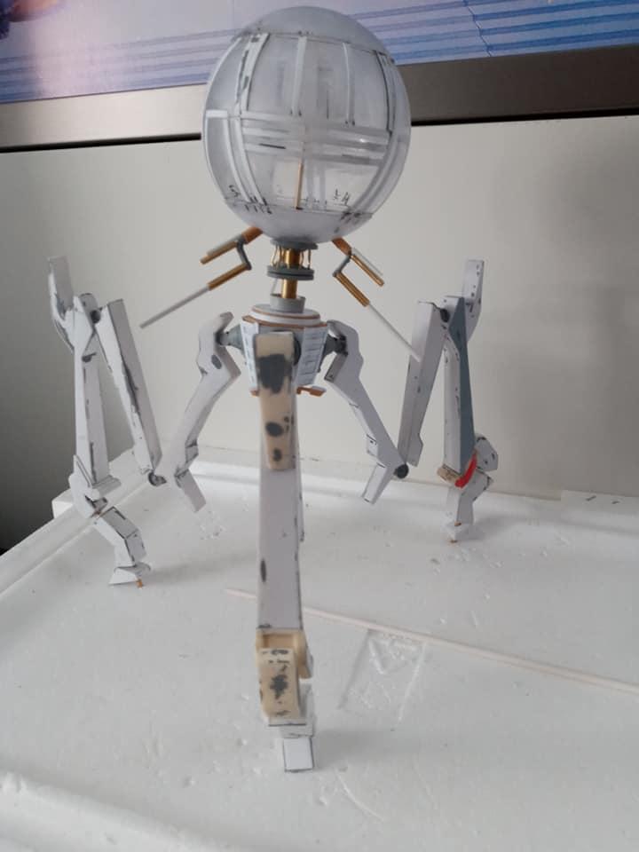 Diorama Clone Wars 13361810