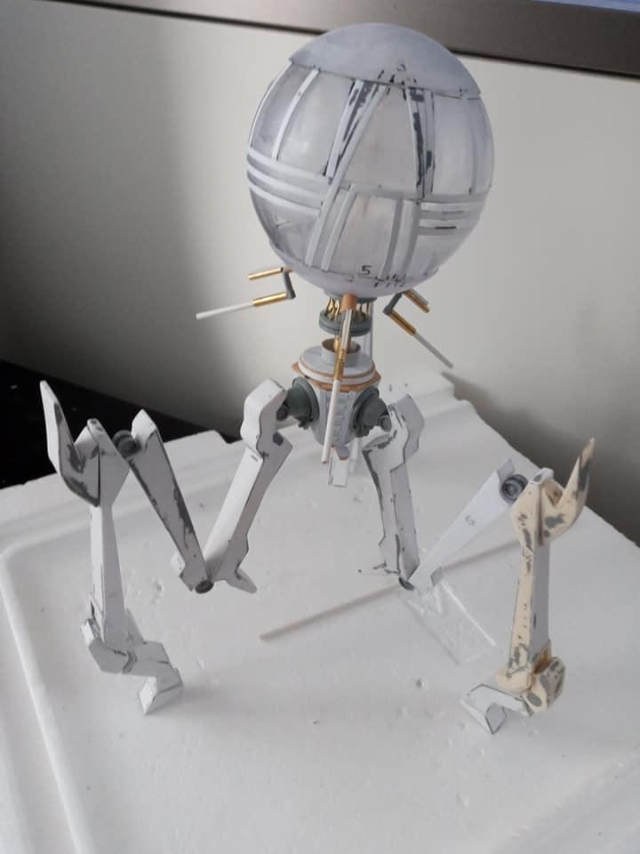 Diorama Clone Wars 13366610