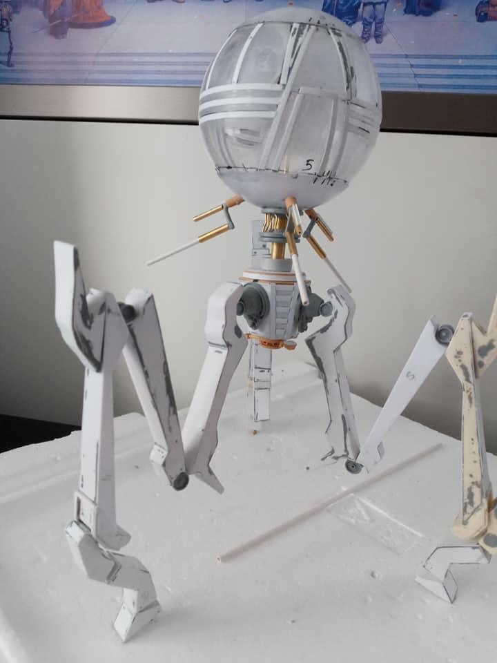 Diorama Clone Wars 13368310