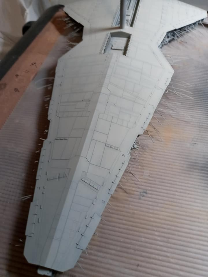 Star Destroyer Venator Revell 13551610