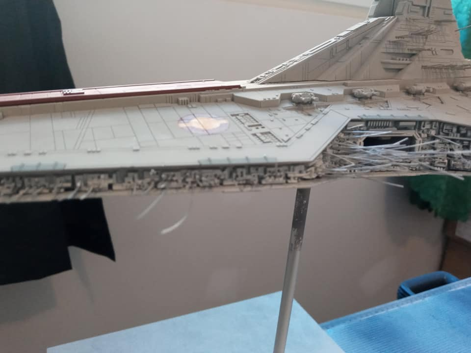 Star Destroyer Venator Revell 13719910