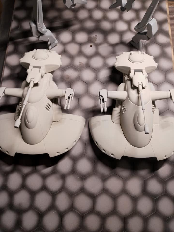 Diorama Clone Wars 13893910