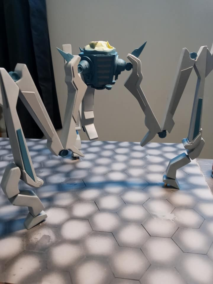 Diorama Clone Wars 13952010