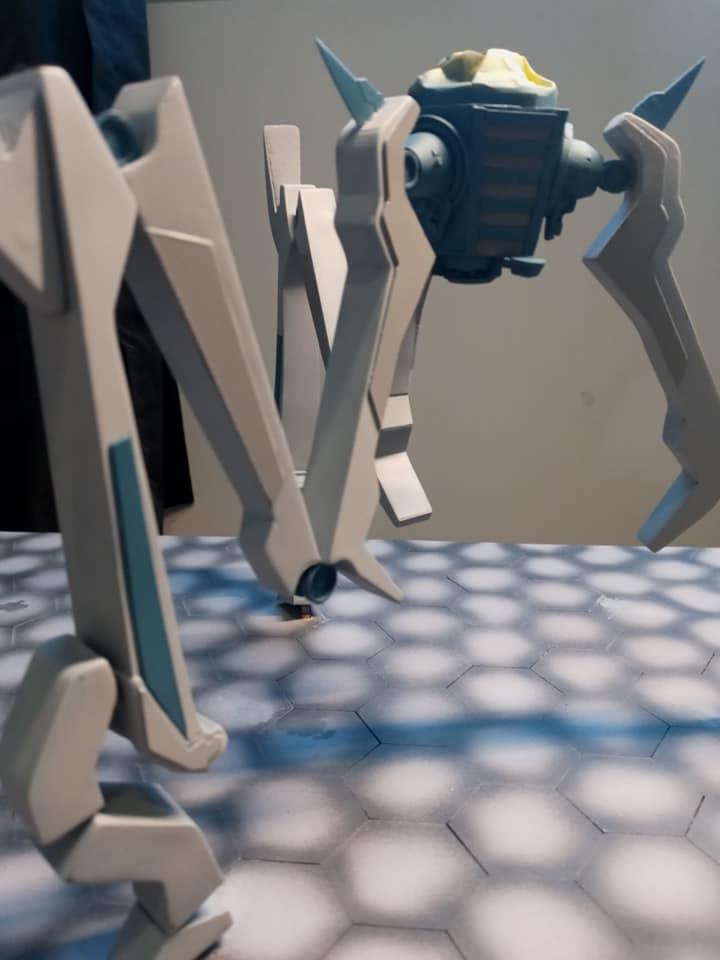 Diorama Clone Wars 13957011
