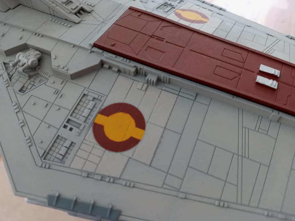 Star Destroyer Venator Revell 14301310