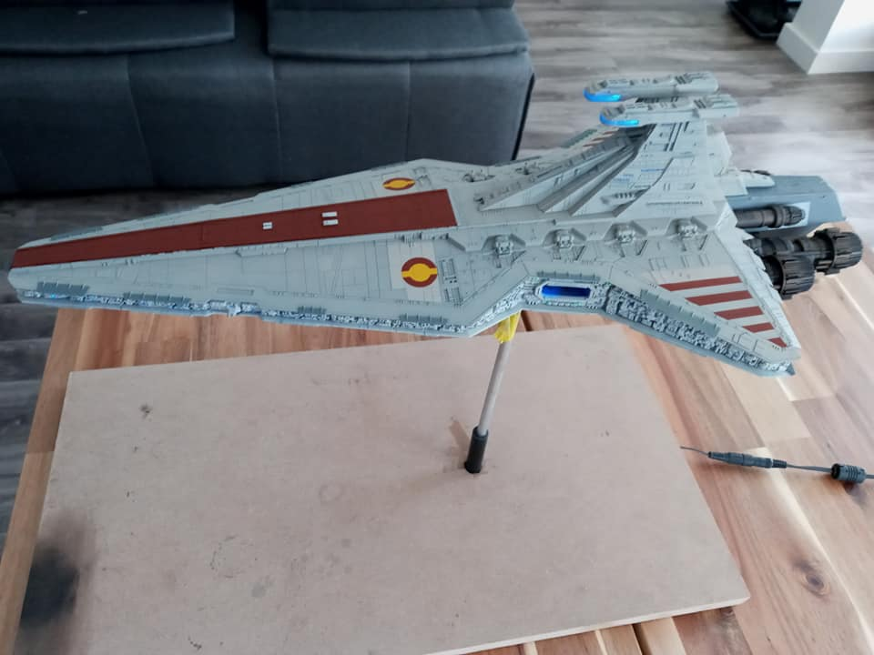 Star Destroyer Venator Revell 14322810