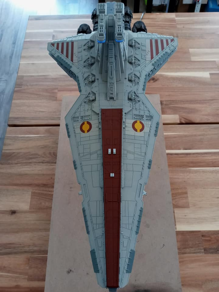 Star Destroyer Venator Revell 14345810