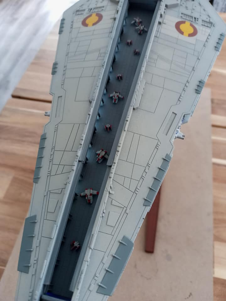 Star Destroyer Venator Revell 14456010