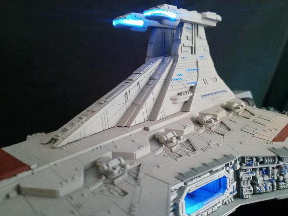 Star Destroyer Venator Revell - Page 2 15896810