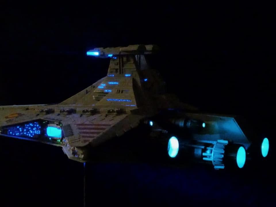 Star Destroyer Venator Revell - Page 2 16059510