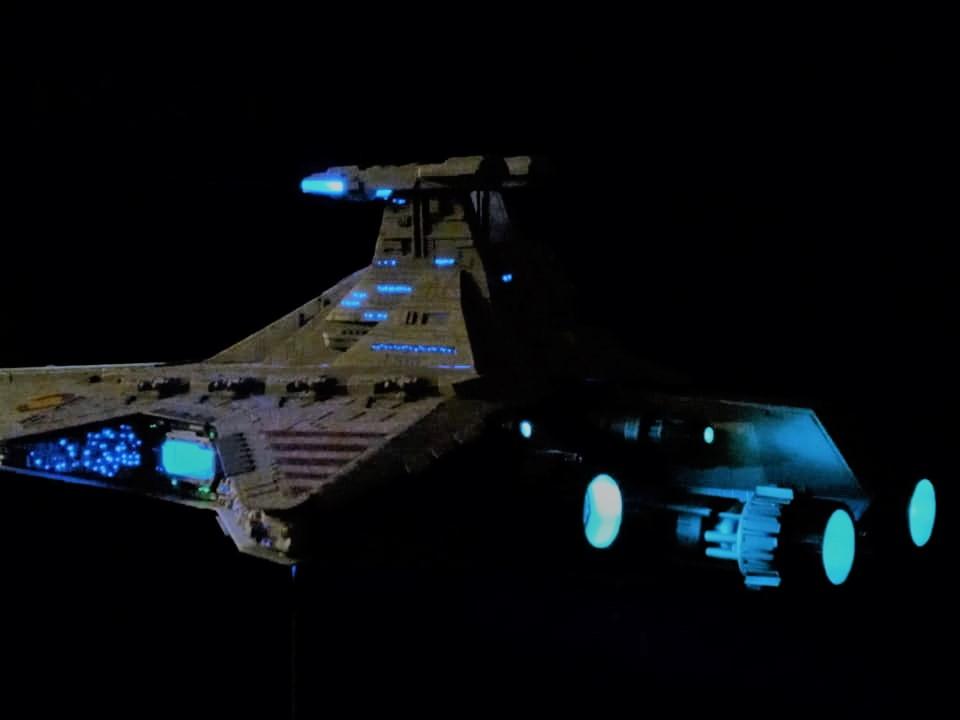Star Destroyer Venator Revell - Page 2 16059511