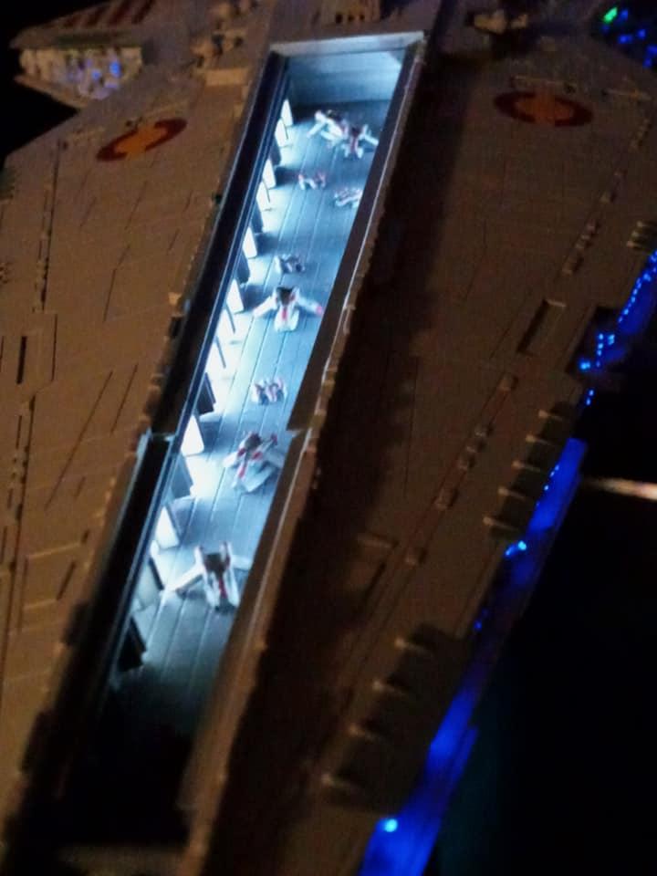 Star Destroyer Venator Revell - Page 2 16066310