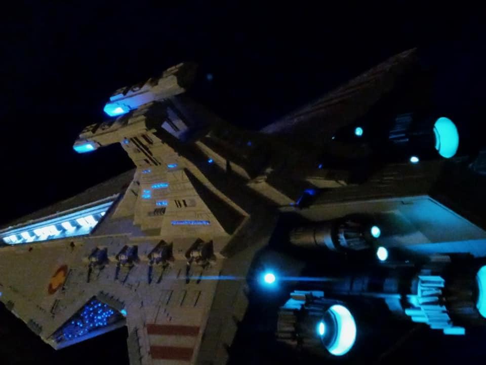 Star Destroyer Venator Revell - Page 2 16068910