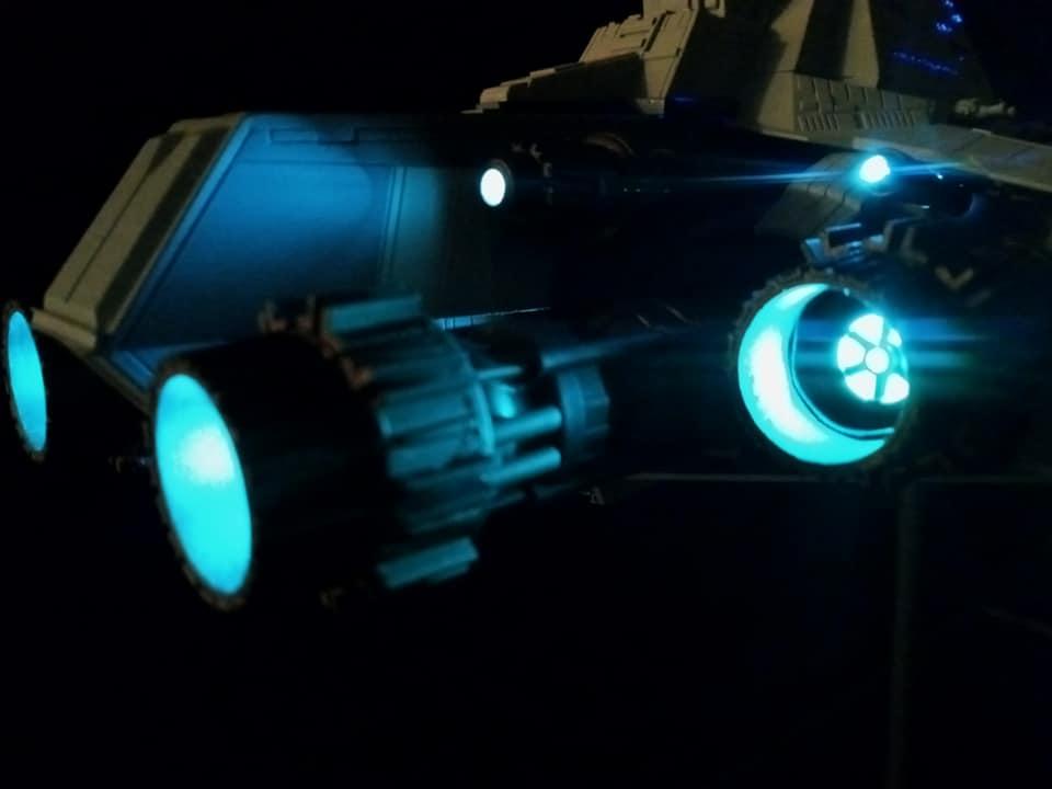 Star Destroyer Venator Revell - Page 2 16096110