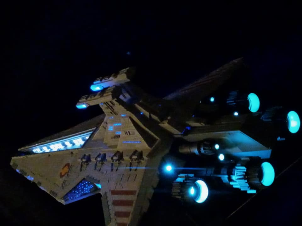 Star Destroyer Venator Revell - Page 2 16099410