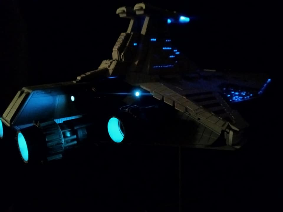 Star Destroyer Venator Revell - Page 2 16104410