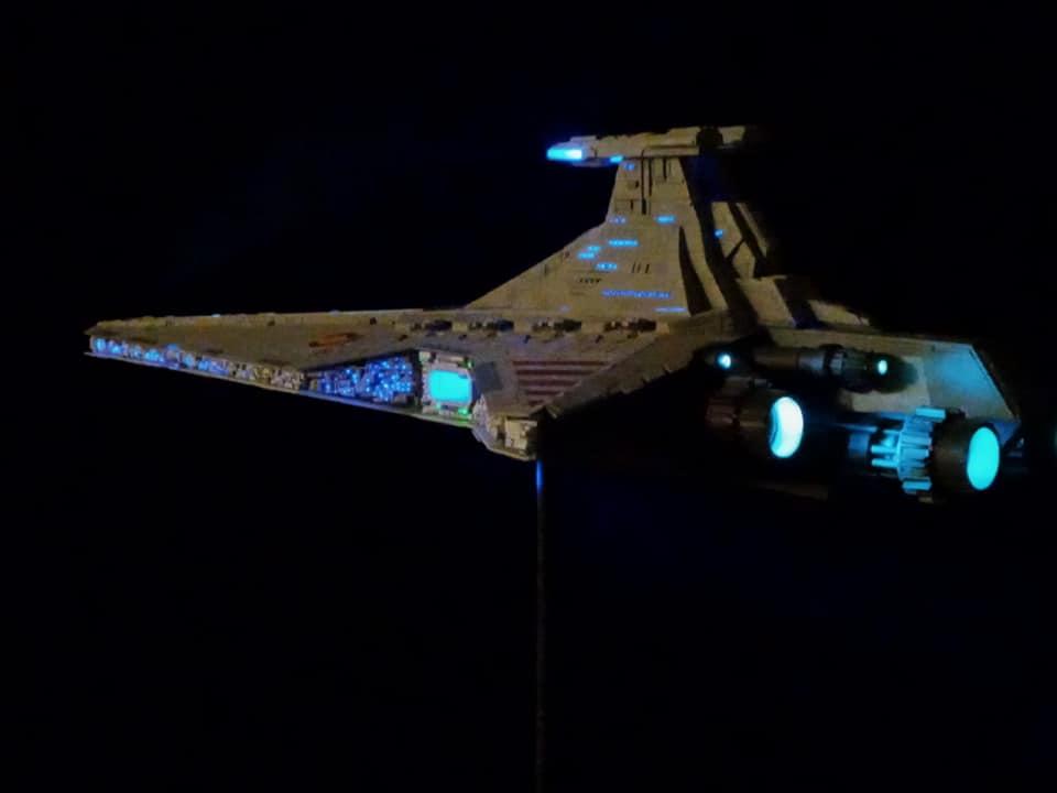Star Destroyer Venator Revell - Page 2 16105012