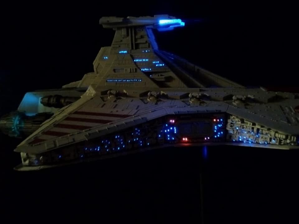 Star Destroyer Venator Revell - Page 2 16105810