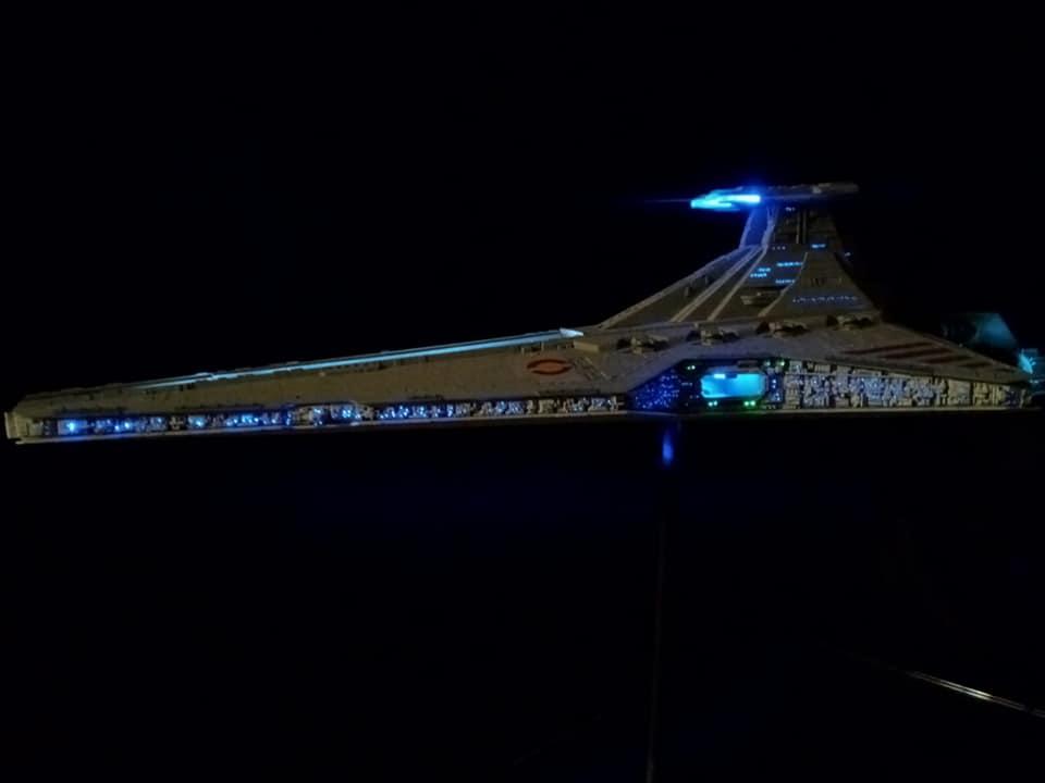 Star Destroyer Venator Revell - Page 2 16155510