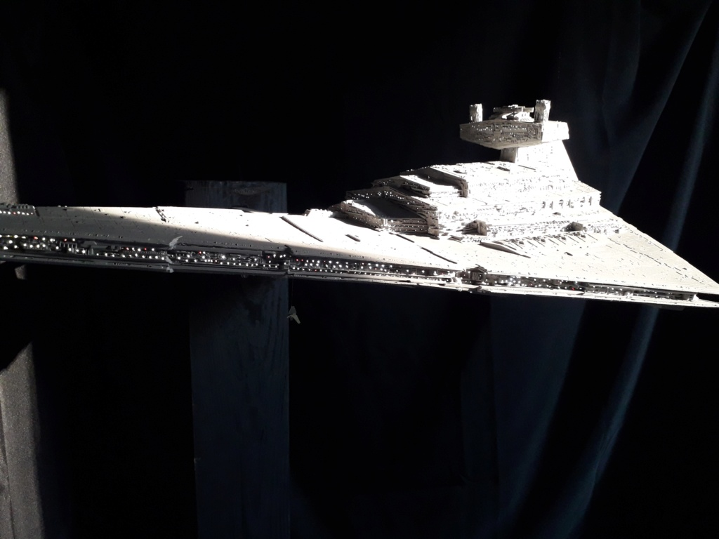 Imperial Star Destroyer Anigrand 1/2256 & ses greebies  20200211