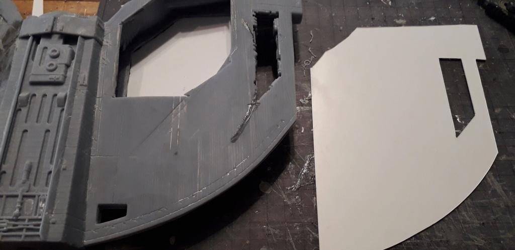 Tie X1 advanced studio scale  20200611