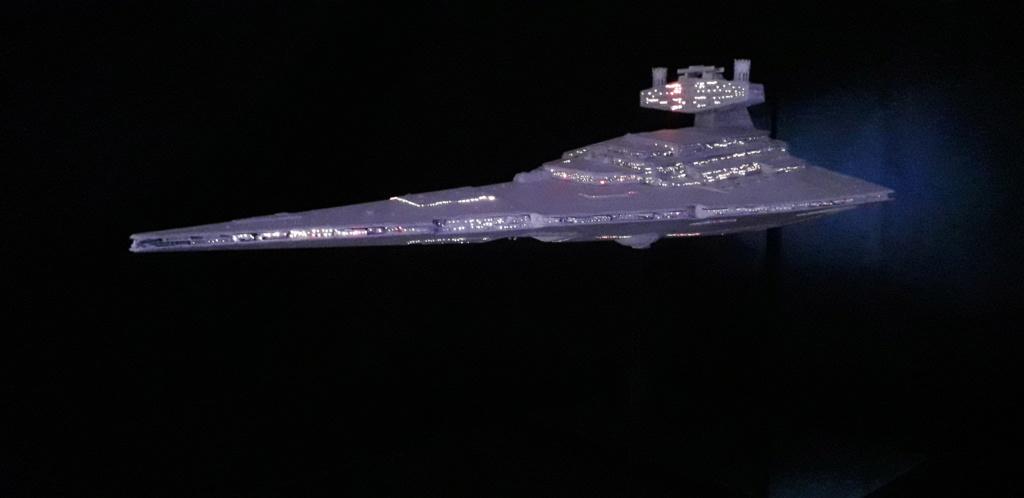 Imperial Star Destroyer Zvezda/Revell 20200620