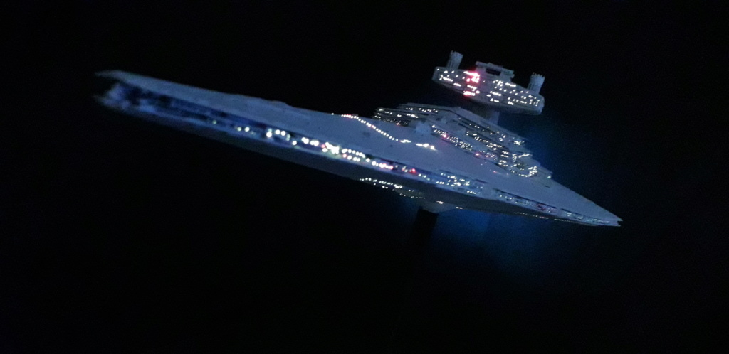 Imperial Star Destroyer Zvezda/Revell 20200621