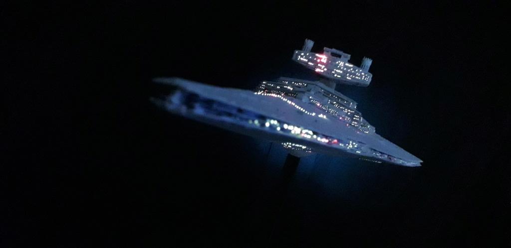 Imperial Star Destroyer Zvezda/Revell 20200622