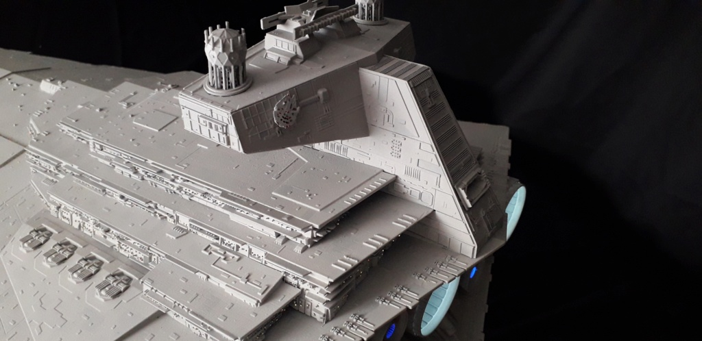 Imperial Star Destroyer Zvezda/Revell 20200623