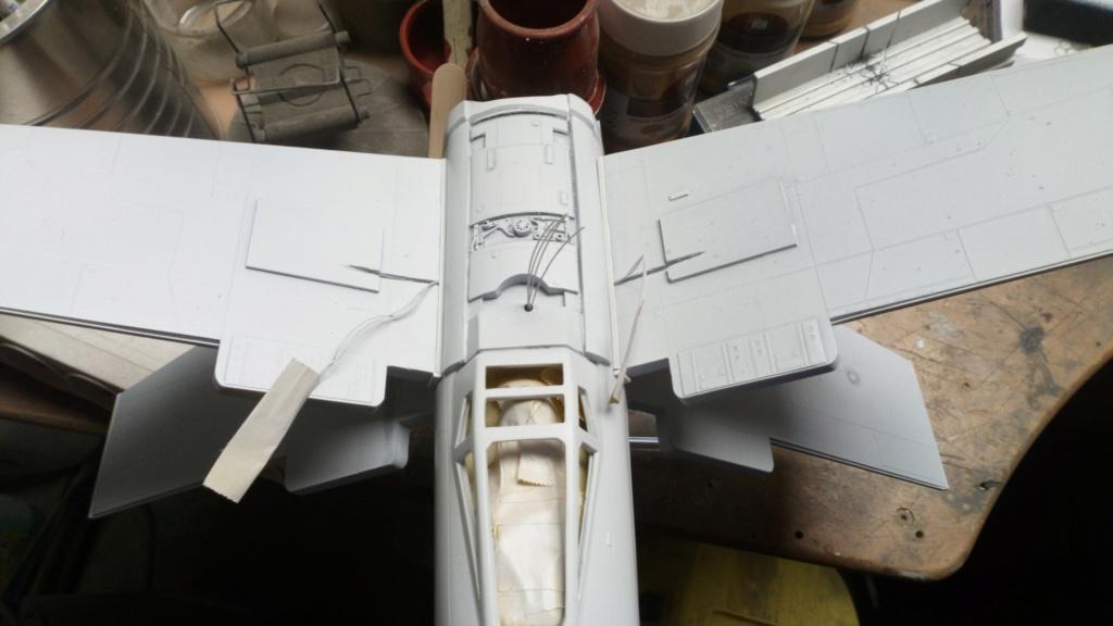 X-Wing Ralph McQuarrie 1/24 studio scale  Dsc_1710